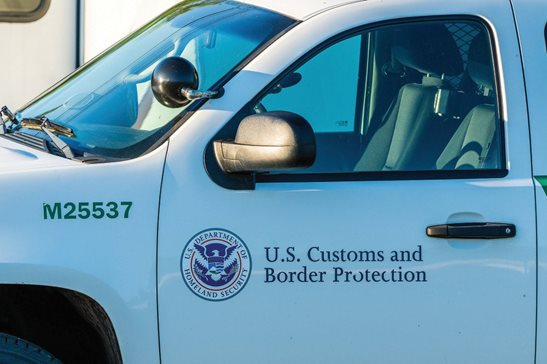 A U.S. Customs and Border Protection vehicle. Last week in Chicago federal court, a judge ruled a CBP officer was acting outside the scope of his duties when he pulled over a motorist in the west suburbs, meaning the federal government was not liable for his actions. The driver sued under the Federal Tort Claims Act.