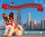 """Jack Chaps, Dog Detective: The Curious Case of the Cow & The Great Chicago Fire of 1871""Author: Marya K. Lucas, clerk for 1st District Appellate Justice Terrence J. LavinSynopsis: Children's book about a dog detective who travels Chicago searching for clues about the Great Chicago Fire.Self-published: July or AugustMore information: E-mail jackchaps@gmail.com"