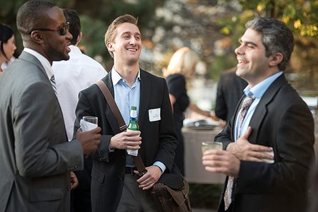 Saint Ignatius Law Society Networking Reception