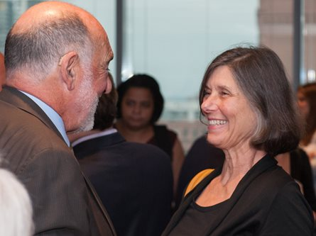 Lupel Lawyers Care Fund reception